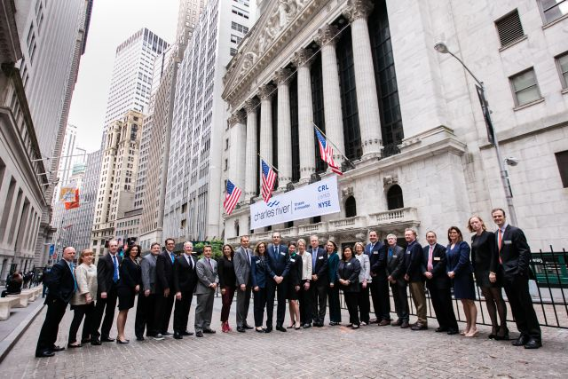 Management Team at NYSE