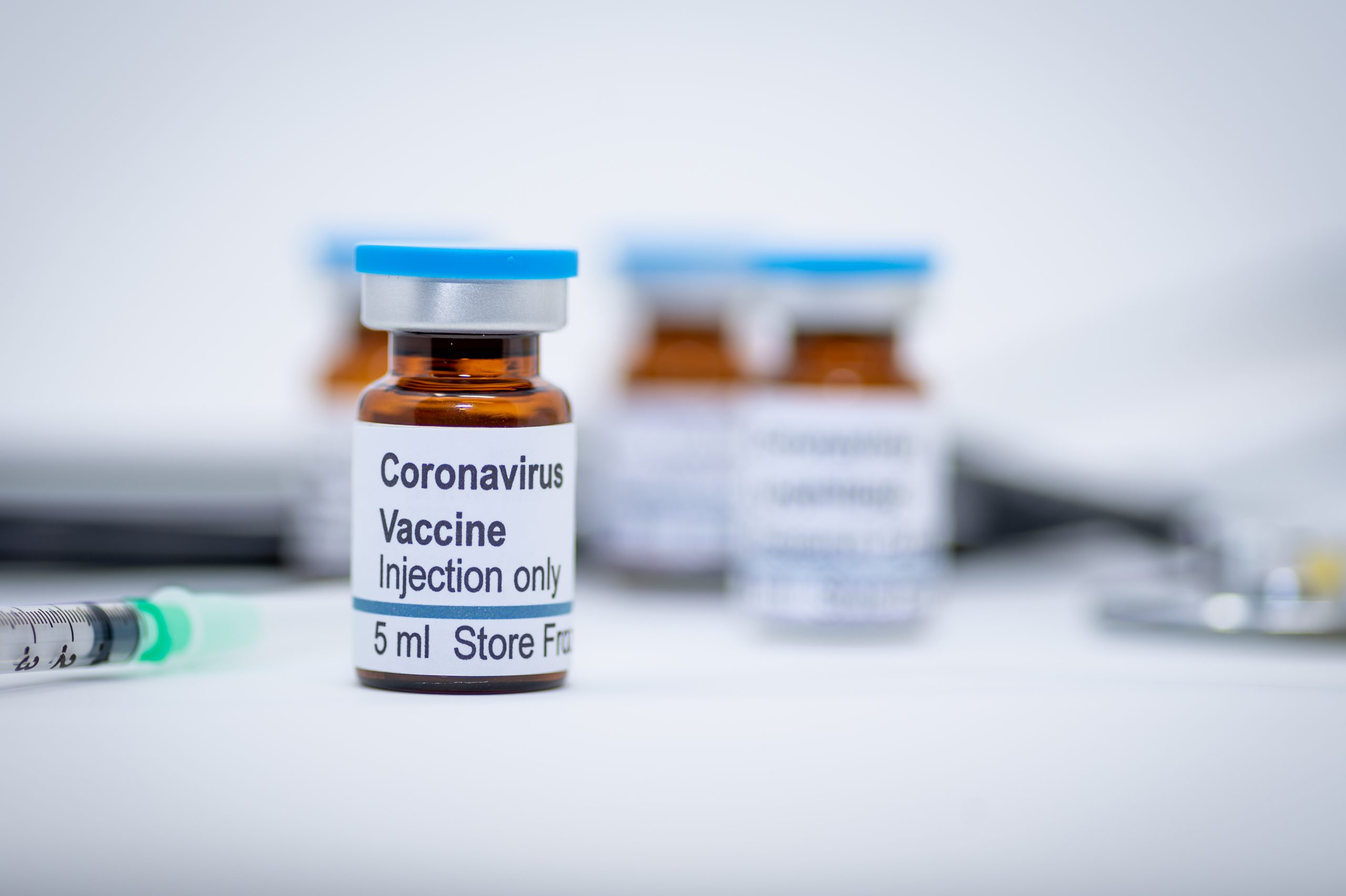UK coronavirus vaccine trial underway (Abstract Science, April 19 - 25)