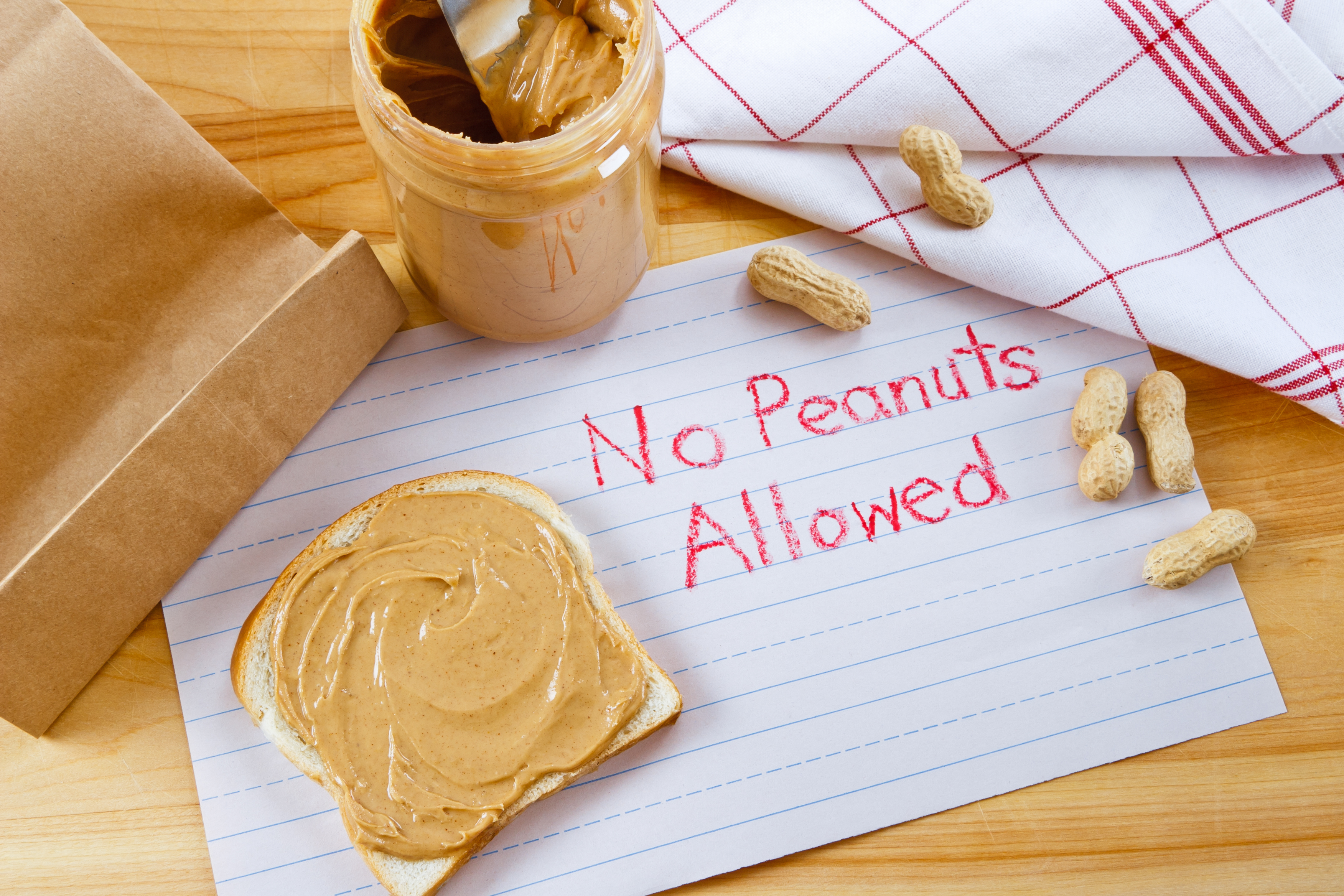 Genetic Testing, Peanut Allergies (Abstract Science: April 30 – May 4)