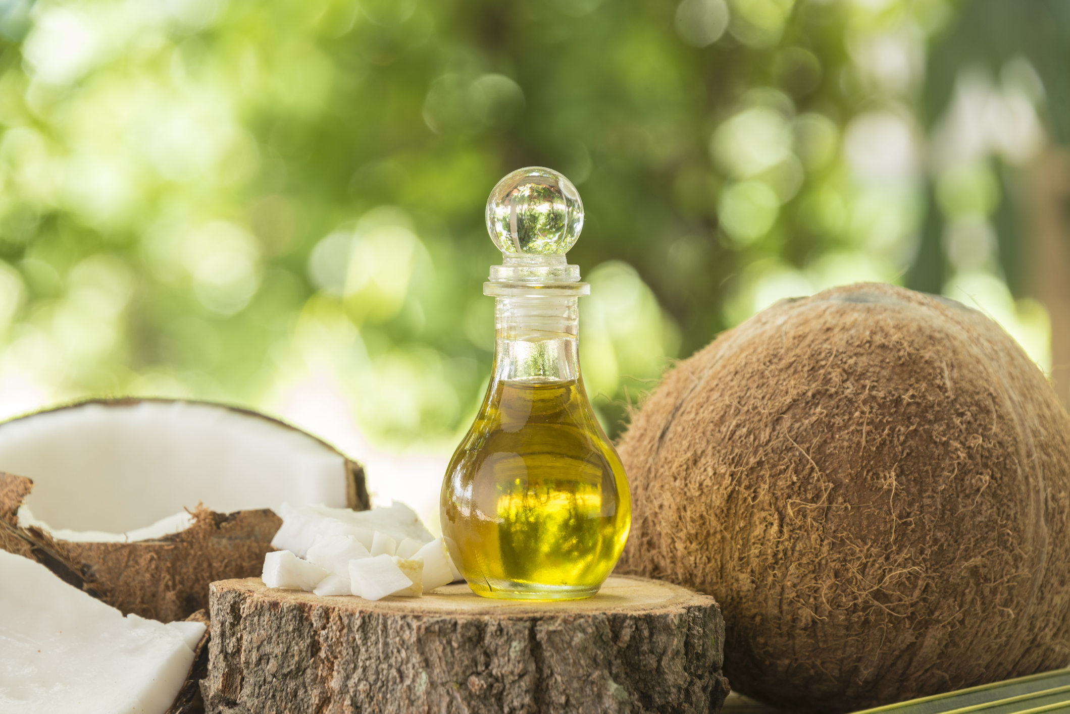 Coconut Oil, Enhancing Infections (Abstract Science: June 19-23)