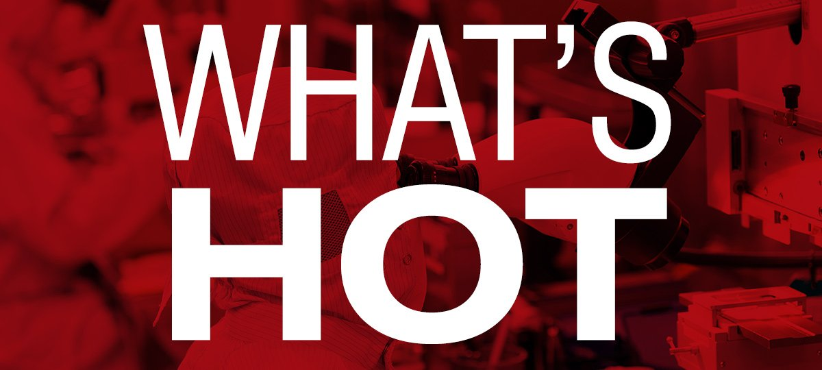 What's Hot in 2015: Mass Spectrometry