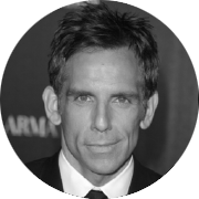 Headshot of Ben Stiller
