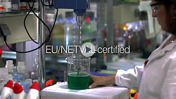 Do You Know What You Don't Know? video screen capture of a scientist in a lab.