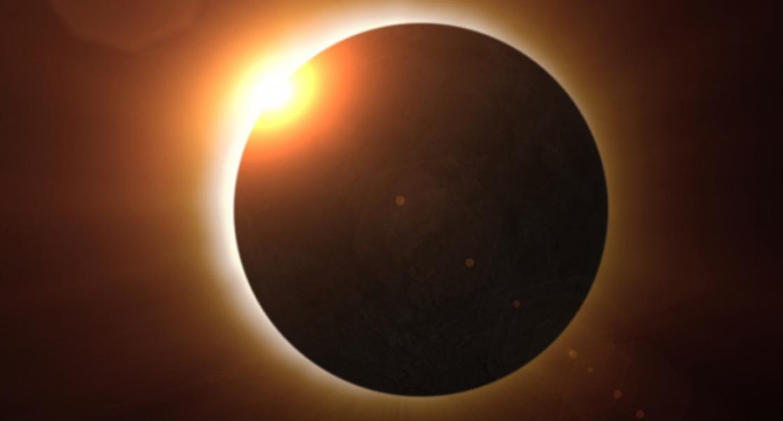 A Total Eclipse of the Sun (Abstract Science: Aug. 14-18)