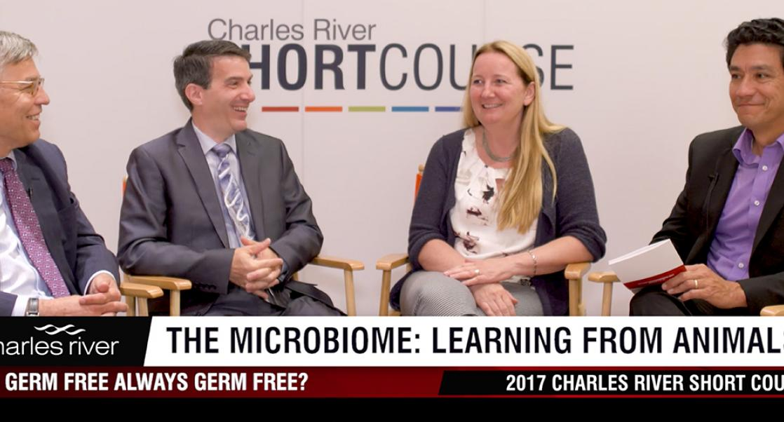 Animal Models and the Human Microbiome (Video)