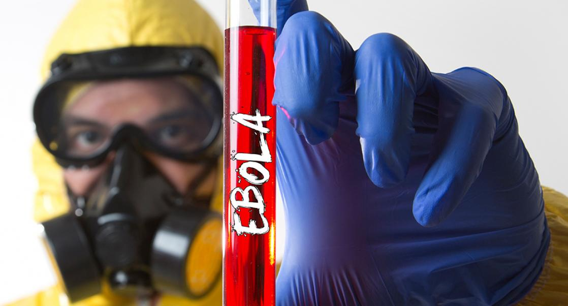 Abstract Science: Ebola, August 3-7