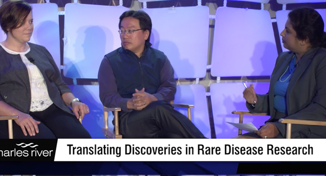 Probing the Genes of Rare Diseases (Video)