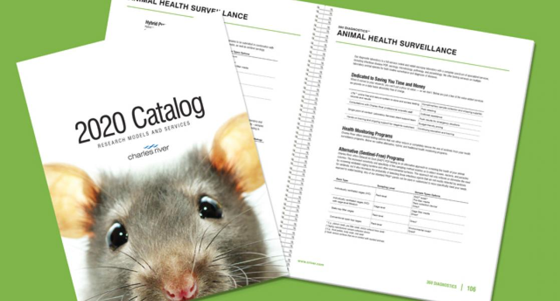 2020 Research Models & Services Catalog Now Available